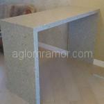 Стол из из искусственного камня