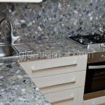 Столешница для кухни из искусственного камня