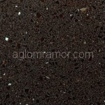 искусственный камень из черного цвета